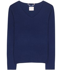 81 Hours Cocos Cashmere Sweater Blue