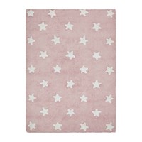 Lorena Canals Star Washable Rug 120X160cm Pink