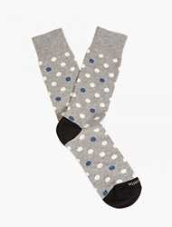 United02_Etiquette Clothiers Mix Polka Socks Vintage Grey