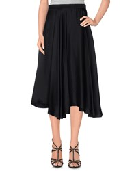 Alice San Diego Skirts 3 4 Length Skirts Women Black