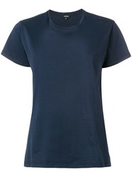 Aspesi Relaxed Fit T Shirt Blue