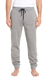 Daniel Buchler Lounge Pants Grey Heather