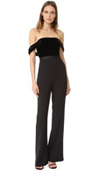 Aq Aq Francesca Jumpsuit Black