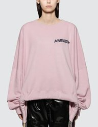 Ambush Multi Cord Sweatshirt