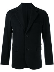 Our Legacy Single Breasted Blazer Black
