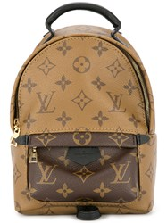 Louis Vuitton Vintage Palm Springs Mini Backpack Brown