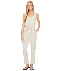 Woolrich Eco Rich Jacquard Jumpsuit Wool Cream Women's Jumpsuit And Rompers One Piece Bone