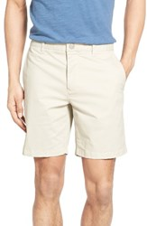 Bonobos Men's Stretch Washed Chino 7 Inch Shorts Millstones