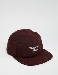 Carhartt Wip Cap 6 Panel Red