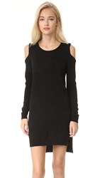 Feel The Piece Remy Sweater Dress Black
