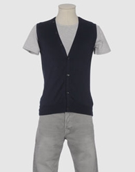 Imperial Star Imperial Sweater Vests Dark Blue