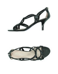 Miezko Sandals Black