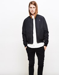 Wood Wood Willie Jacket Black