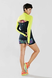 Asics Fit Sana Jacket Lime