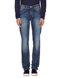 9.2 By Carlo Chionna Denim Denim Trousers Men