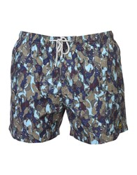 Fk Project F K Swim Trunks Military Green
