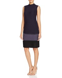 Nic Zoe Color Block Sheath Dress Multi