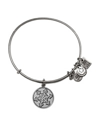 Alex And Ani Team Usa Olympic Snowflake Bangle Rafaelian Silver