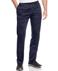 Under Armour Loose Fit Fleece Lined Pants Navy Steel
