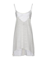 0051 Insight Short Dresses Ivory