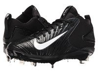 Nike Trout 3 Pro Baseball Cleat Black White Anthracite Men's Cleated Shoes