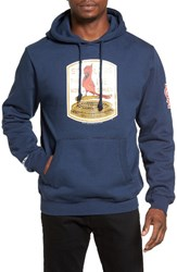 Mitchell And Ness Men's Mlb History St. Louis Cardinals Graphic Hoodie
