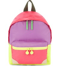 Stella Mccartney Small Multicoloured Backpack Lilac