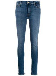 7 For All Mankind Aubrey Skinny Jeans 60