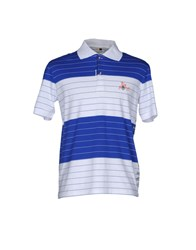 Jc De Castelbajac Polo Shirts White
