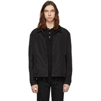 Mackage Black Leo R Rain Jacket