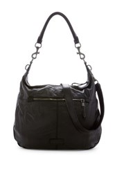 Liebeskind Pazia Leather Hobo Black