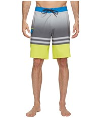 Vans Tidal Stretch Boardshorts 20 Sulphur Springs Men's Swimwear Yellow