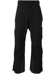 Moncler Grenoble Panelled Trousers Black