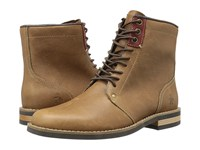 Frye Wyoming Hiker Slate Waxed Suede Men's Lace Up Boots Beige
