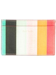 Paul Smith Striped Cardholder