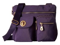 Baggallini Gold Sydney Grape Handbags Purple