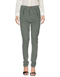 Doralice Casual Pants Military Green