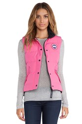 Canada Goose Freestyle Vest Pink