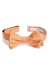 Men's John W. Nordstrom Dot Silk Bow Tie
