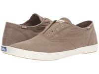 Keds Chillax Seasonals Washed Twill Dark Taupe Men's Shoes