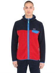 Patagonia Lightweight Synchilla Zip Up Sweatshirt