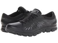 Skechers Eldred Relaxed Fit Black Women's Shoes