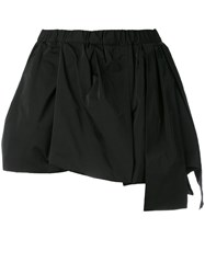 N 21 No21 Mini Puffball Skirt Women Polyester 40 Black