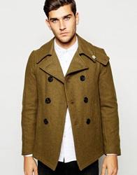 Fidelity Peacoat Made In Usa Green