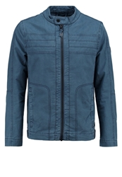 S.Oliver Denim Jacket Petrol Blue