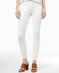 Tommy Hilfiger White Wash Skinny Jeans