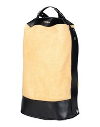 Collection Privee Backpacks And Fanny Packs Sand