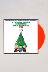Urban Outfitters Vince Guaraldi Trio A Charlie Brown Christmas Lp Red