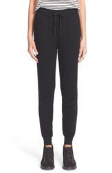 Alexander Wang Women's T By Alexander Enzyme Washed French Terry Sweatpants