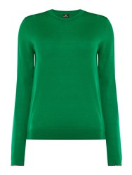 Paul Smith Ps By Crew Neck Jumper Green